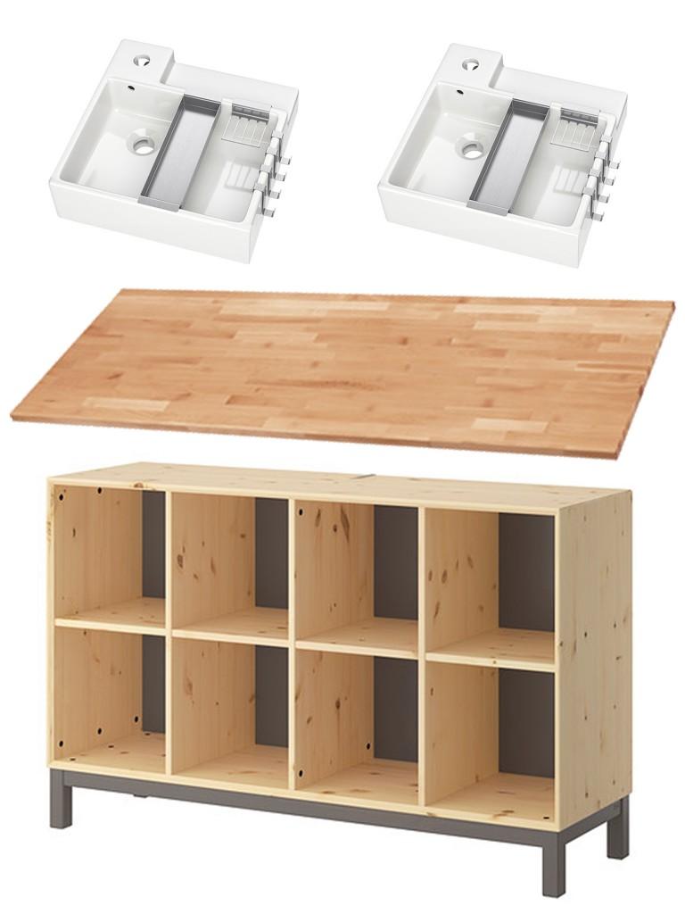 meuble sdb vallin architecte. Black Bedroom Furniture Sets. Home Design Ideas